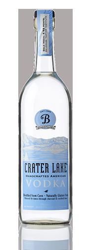 Crater Lake Vodka by Bendistillery