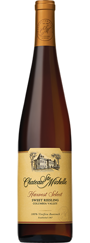 Chateau Ste Michelle Harvest Select Sweet Riesling