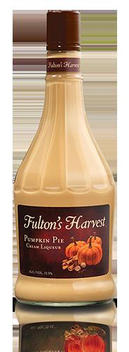Fulton's Pumpkin Pie Cream Liqueur